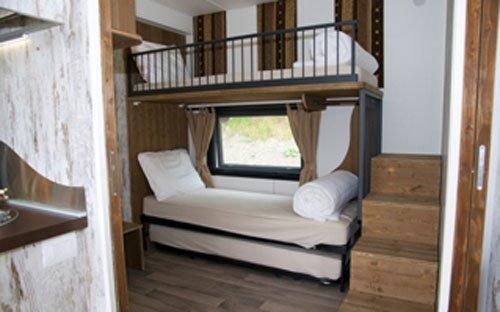Savanna Deluxe - slaapkamer