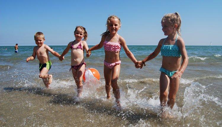 Spiaggia e Mare - Kids