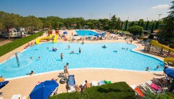 Camping del Garda - zwembaden