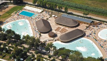 Camping Park Albatros - luchtfoto
