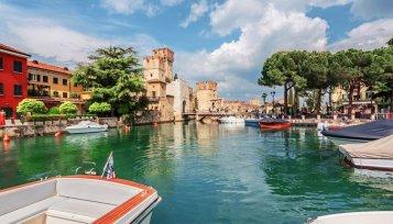 Italie - Gardameer - Sirmione