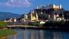 Oostenrijk, Salzburgerland - Salzburg altstadt en vesting