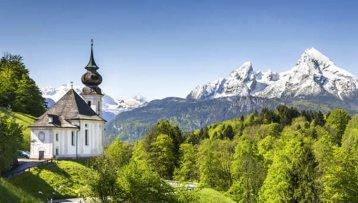 Oostenrijk, Steiermark - uitzicht