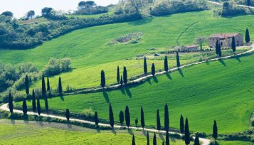 Toscane - chianti
