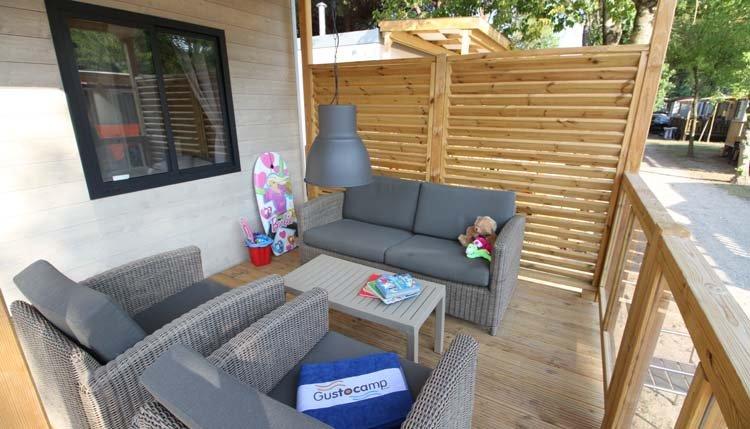 Lounge Deluxe - terras 5
