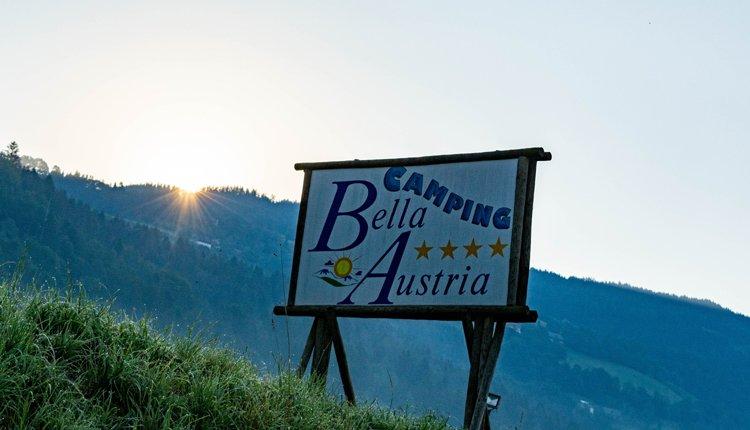 Bella Austria - Bord