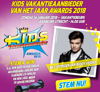Illustratie kids award