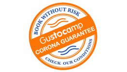 Gustocamp Corona Garantie 2021